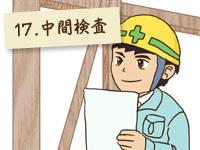 17.中間検査